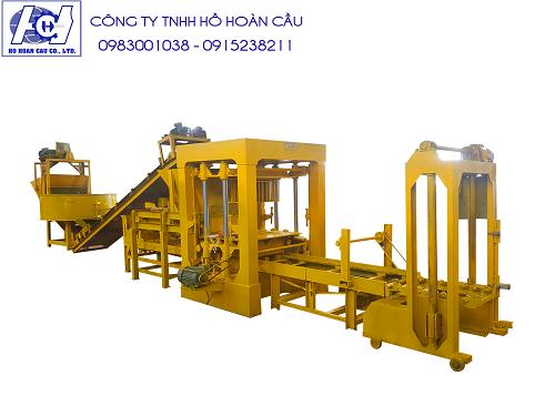 Dây chuyền ép gạch tự động HHC09
