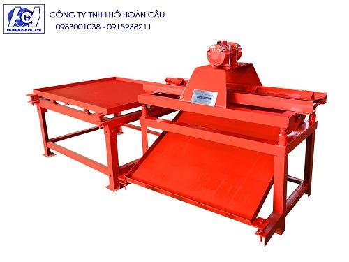 Dây chuyền sản xuất gạch tự chèn